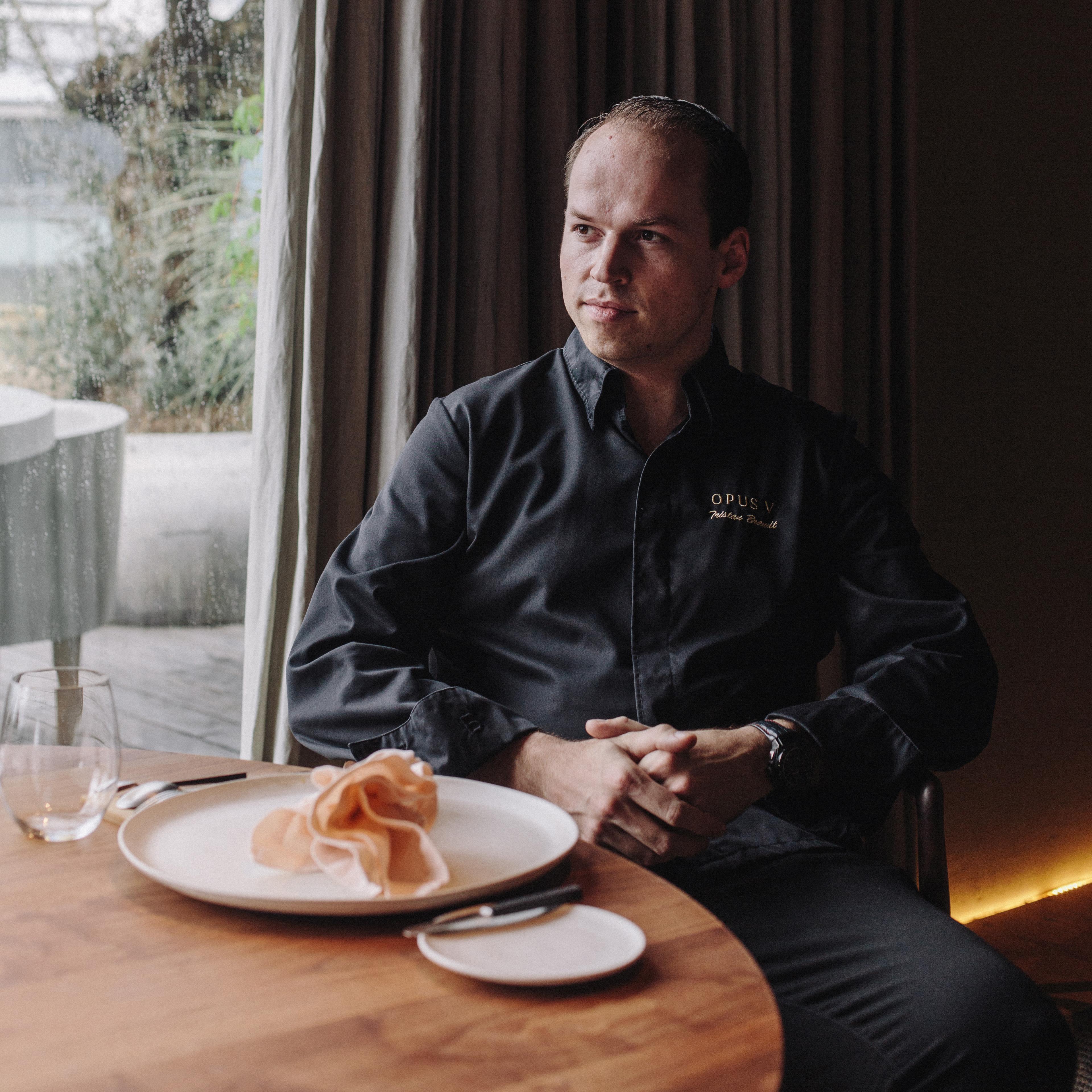 engelhorn Gastro OPUS V Tristan Brandt